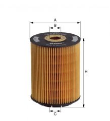 Oil Filter 2.8 VR6 from engine AAA176890